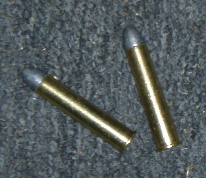 Dummy cartridge Sharps 50-90 Cal .118